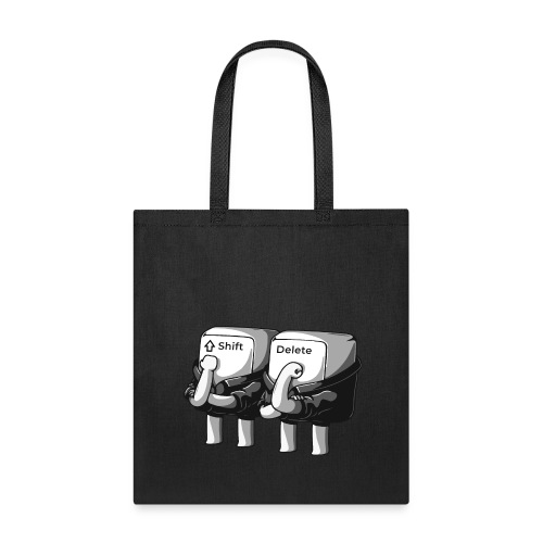 Shift Delete - Tote Bag