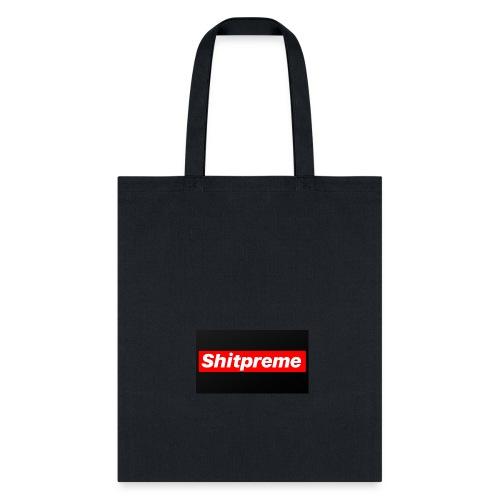 shitpreme - Tote Bag