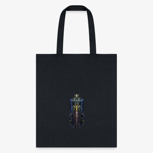 Titanium Templar Knight Logo - Tote Bag