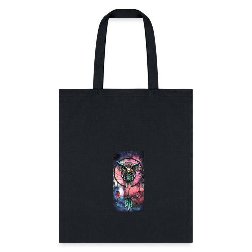 Owl dreamcatcher - Tote Bag