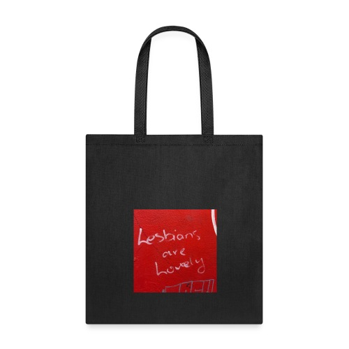 Lesbians are Lovely - Tote Bag