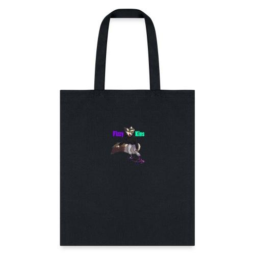 FizzyKins Design #1 - Tote Bag