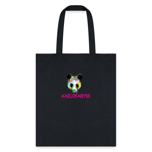 Axelofabyss panda panda paint - Tote Bag