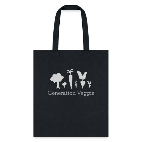 logo-simple-grey - Tote Bag