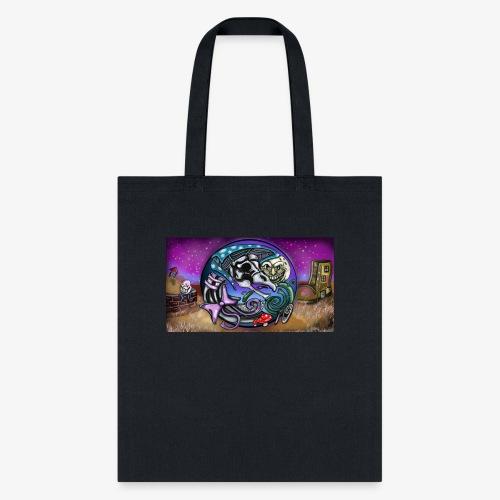 Mother CreepyPasta Land - Tote Bag
