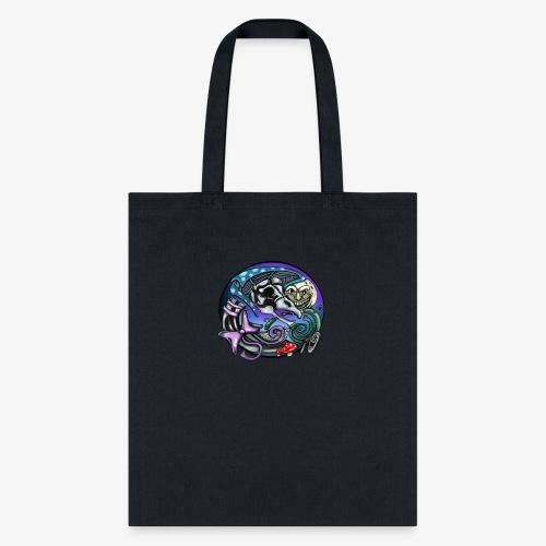 Mother CreepyPasta Nursery Rhyme Circle Design - Tote Bag