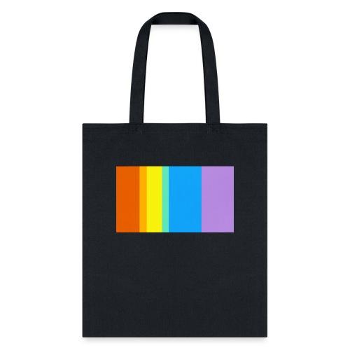 Modern Rainbow - Tote Bag
