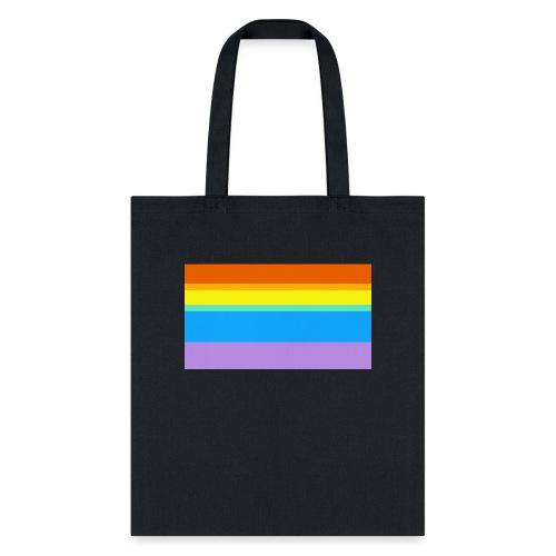 Modern Rainbow II - Tote Bag
