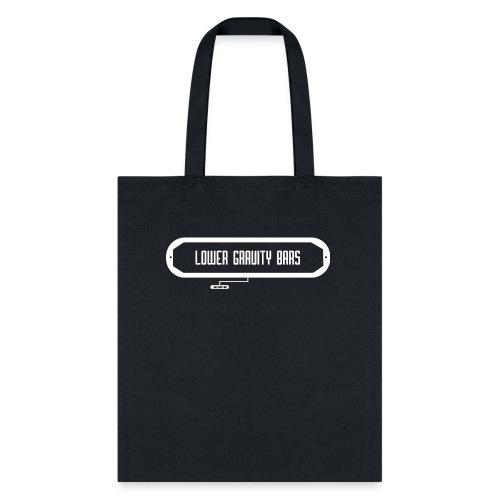 Lower Gravity Bars - Tote Bag