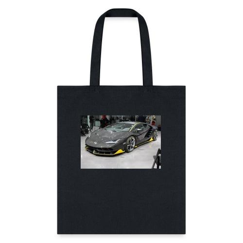 Lamborghini Centenario front three quarter e146585 - Tote Bag