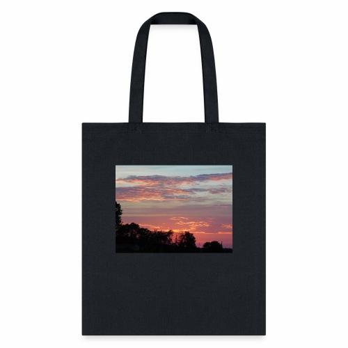 Sunset of Pastels - Tote Bag