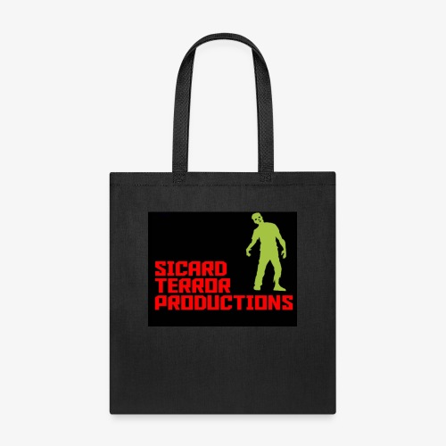 Sicard Terror Productions Merchandise - Tote Bag