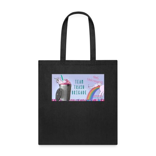 trash brigade unicorns - Tote Bag