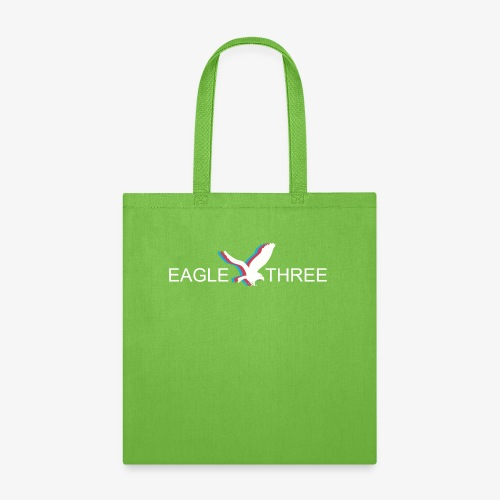 EAGLE THREE APPAREL - Tote Bag