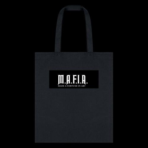 Classic Mafia Logo Black - Tote Bag