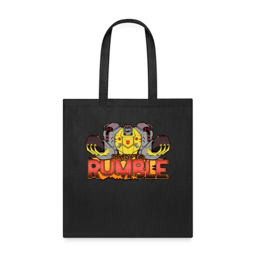 Transformers Cyberverse Grimlock Ready to Rumble - Tote Bag