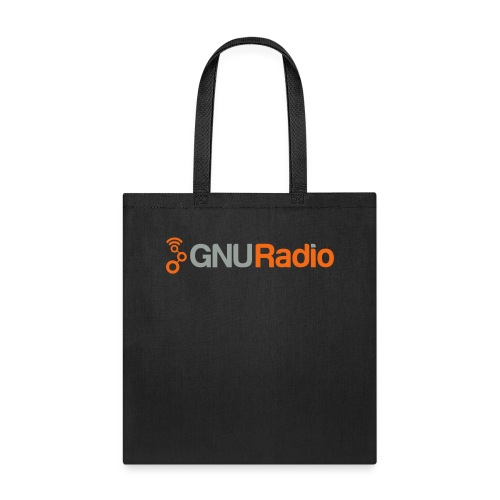 GNU Radio Logo Full - Tote Bag