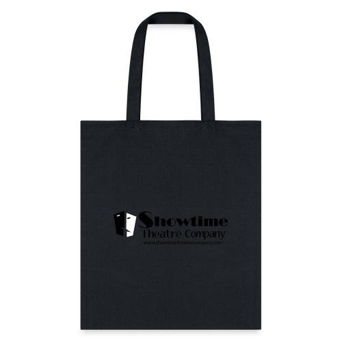 showitme logo black large png - Tote Bag