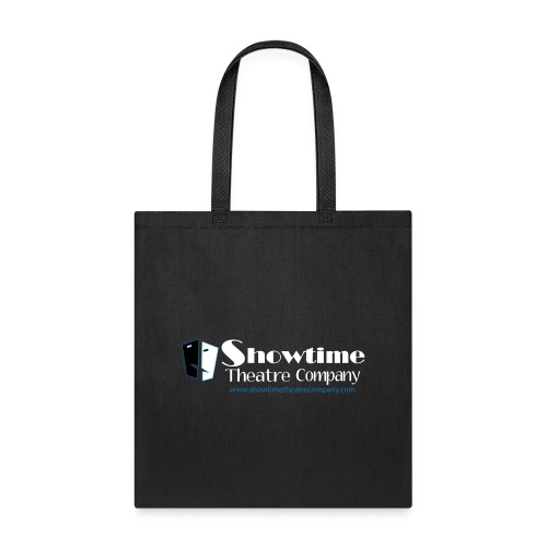 showitme logo blue white large png - Tote Bag