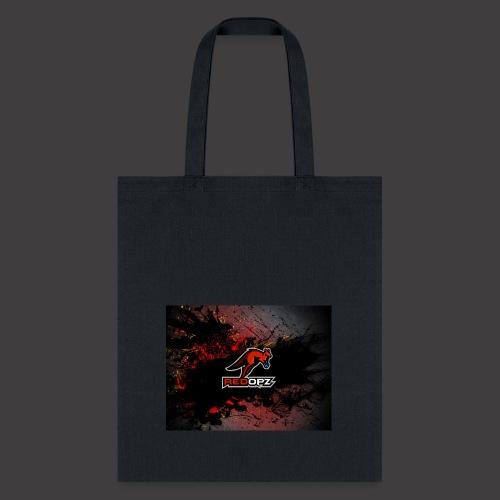 RedOpz Splatter - Tote Bag