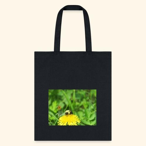 Dandelion Bee - Tote Bag
