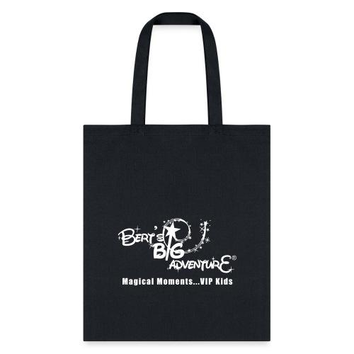 BBAlogo_whitesimple4 - Tote Bag