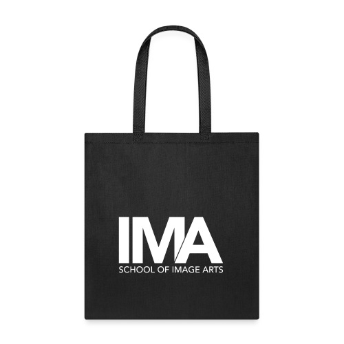 Copy of School of Image Arts Logos White png - Tote Bag