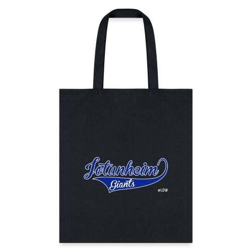 Jotunheim Giants - Tote Bag