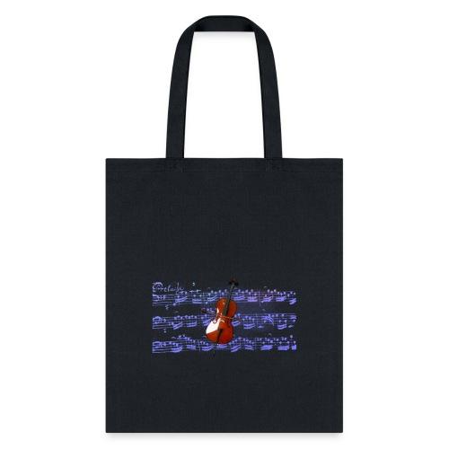 Cello - Tote Bag