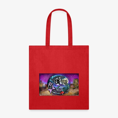 Mother CreepyPasta Land - Tote Bag