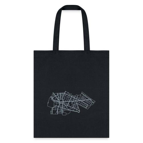Berlin Kreuzberg - Tote Bag