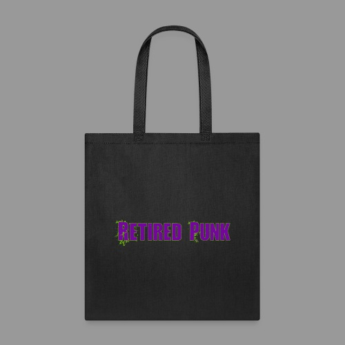 Retired Punk 001 - Tote Bag