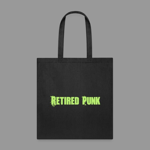 Retired Punk - Tote Bag