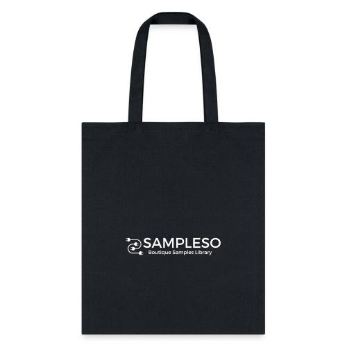 SAMPLESO Transfarent White Logo png - Tote Bag