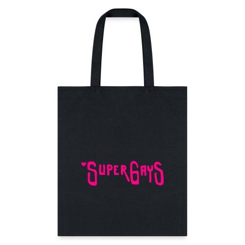 Super Gays - Tote Bag