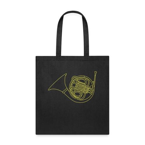 French horn brass - Tote Bag