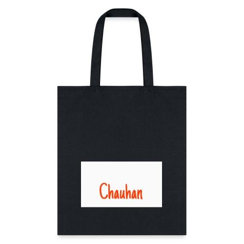 Chauhan - Tote Bag