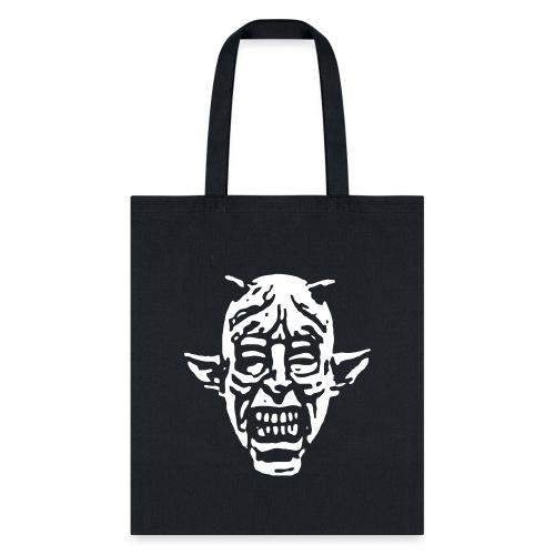Devil Face - Tote Bag