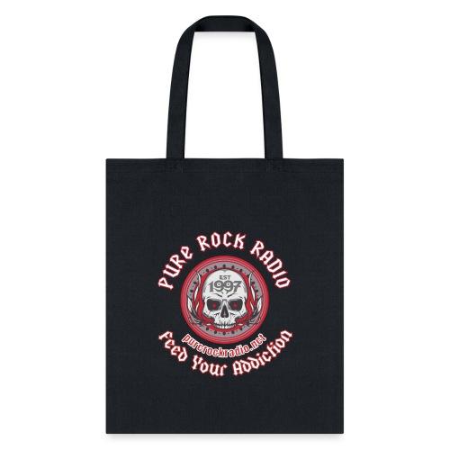 PRR Molenoise Skull (Front) + Circle Logo (Back) - Tote Bag