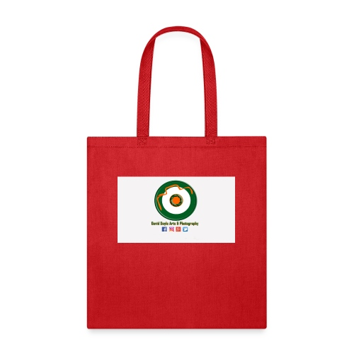 David Doyle Arts & Photography Logo - Tote Bag