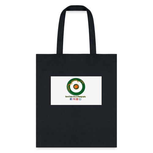 David Doyle Arts & Photography Logo - Tote Bag