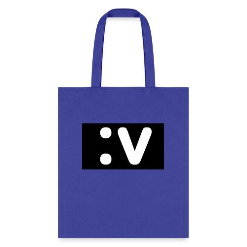 LBV side face Merch - Tote Bag