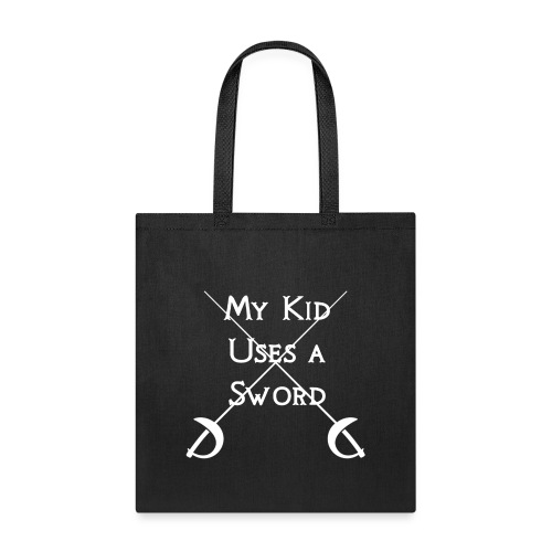 parent sword white - Tote Bag