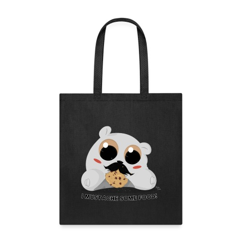 I Mustache Some Food - Tote Bag