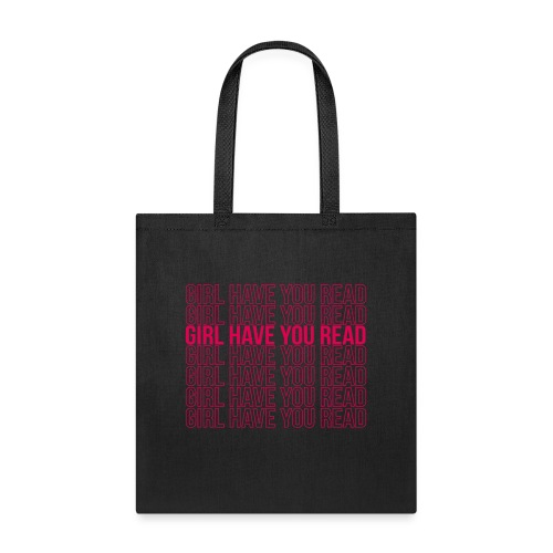 GHYR Grocery Bag Style tee - Tote Bag
