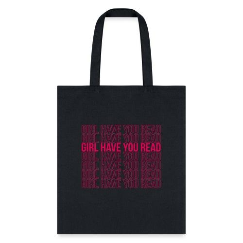 GHYR Grocery Bag Style tee - Tote Bag