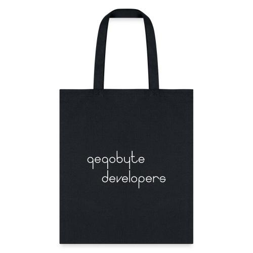White Logo - Tote Bag