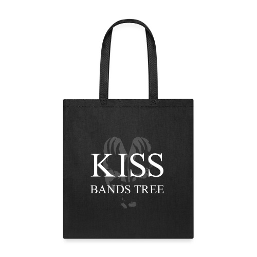 Kiss Bands Tree - Tote Bag