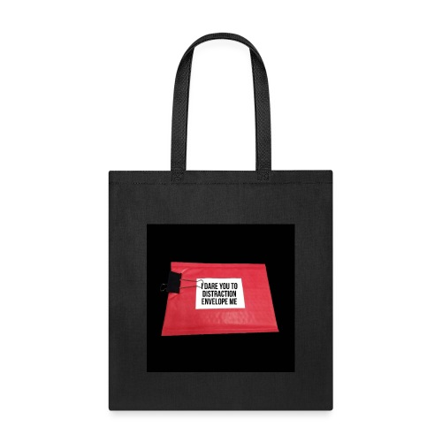 Distraction Envelope - Tote Bag