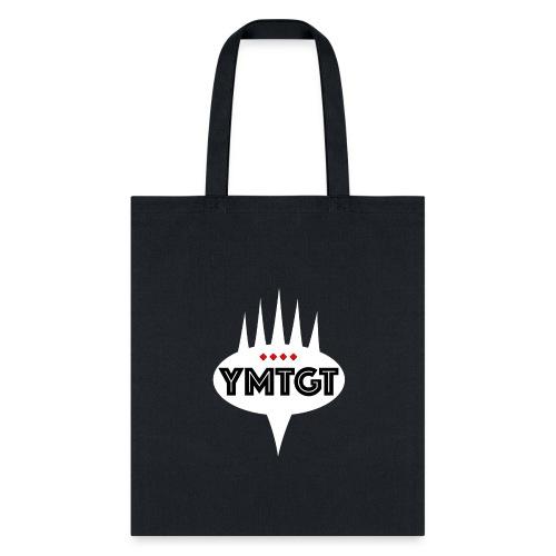 YMTGT Logo - Tote Bag
